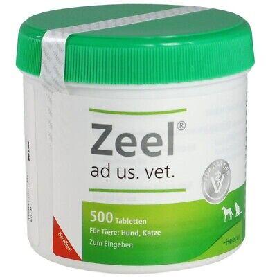 ZEEL ad us. vet. Tabletten 500 st PZN2858738