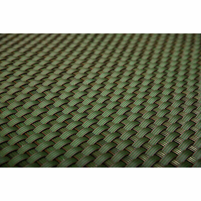 Artificial Rattan Weave Privacy Screening Balcony Fence Garden 1m x 20m Green