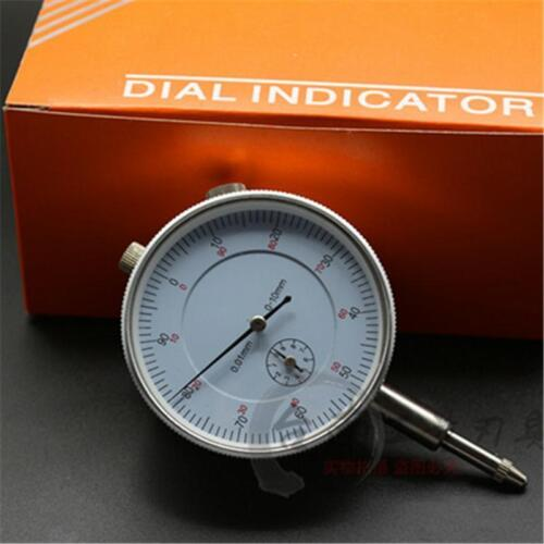 7-50mm Precision Tool 0.15mm Accuracy Measurement Tool Dial Indicator Gauge
