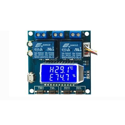 Temperature And Humidity Controller Automatic Constant Thermostat Humidity Board