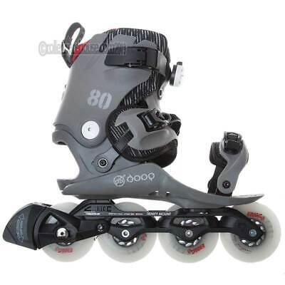 4x Powerslide 80mm 83A Fitness Rollen NEU für alle Inline Skates Inliner
