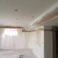 Home renovation from start to finish. General contracting, basem