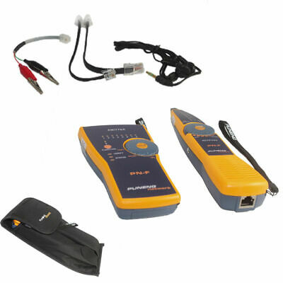 Pn-f Telephone Network Cable Tester Wires Line Finder Probe Tracker Locator