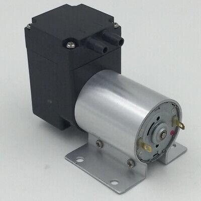 80kpa Mini Vacuum Pump Dc 12v Small Vacuum Suction Pump Diaphragm Pump Micro