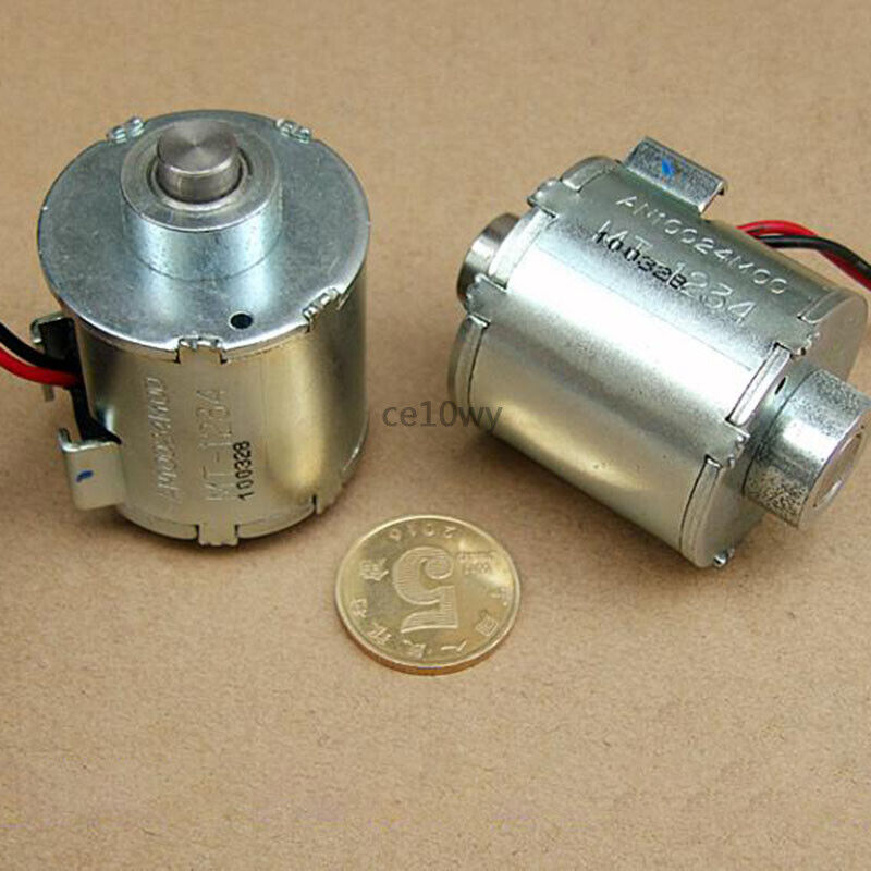 1x DC 24V Solenoid Electromagnet Push Pull Type Micro Electric Magnet for DIY