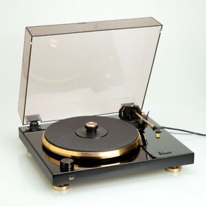 """RARE"" Vintage Dual CS 7000 Golden 1  Turntable"
