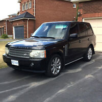 2007 Land Rover Range Rover Supercharged SUV