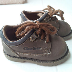 Gerber Infant/Baby Oxford Shoes (size infant 3 1/2) London Ontario image 3