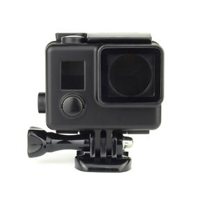 GoPro Black Housing for Hero3, 3+, 4  NEW