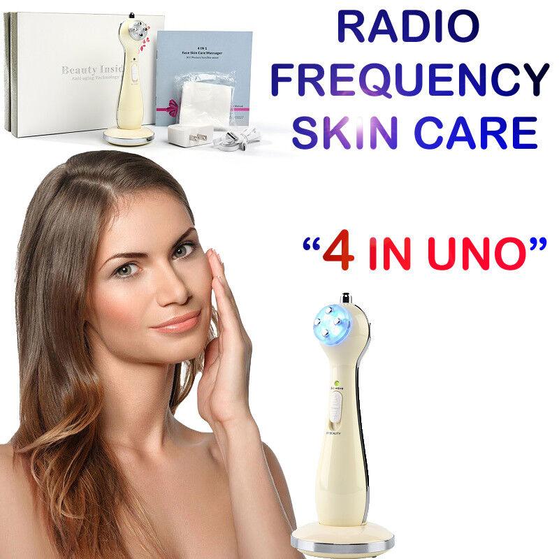 Radiofrequenza Estetica Viso Beauty Bellezza Cura della Pelle