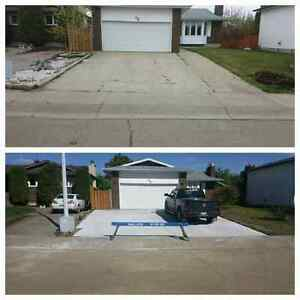 COMPLETE GARAGE PACKAGES AND DRIVEWAYS  Strathcona County Edmonton Area image 4