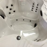 Floor Model End of Season Blow Out Hot Tub - Perfect Size BAJA