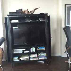 Pier One Armoire - TV cabinet