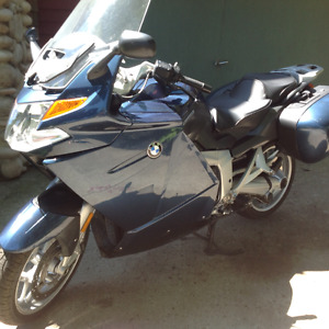 2008 BMW  k1200gt  TOURING BIKE OF THE YEAR