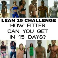15 DAY FITNESS CHALLENGE