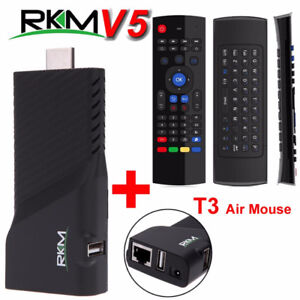 Rikomagic RKM V5 Quad Core 4K Android Mini PC *LIKE NEW*