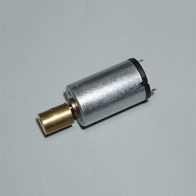 12mm*20mm DC 1.5V-3V Micro Round Cylinder Vibration Vibrating Motor DIY Massager