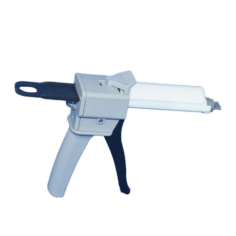 Epoxy Resin 50ml 10:1 AB Glue Caulking Gun and Cartridge