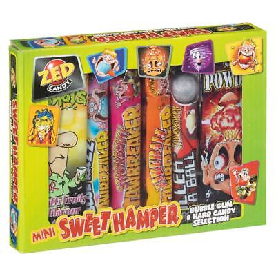 ZED Candy Mini Sweet Hamper Bubble & Candy Selection Boxed Gift Set Sweets