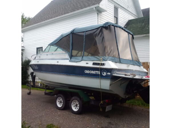 Used 1987 Cadorette Holiday