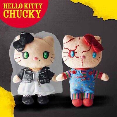 Chucky Baby Halloween (Hello Kitty Chucky Tiffany Child's Play 9