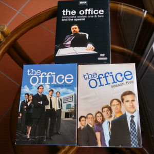 The Office, DVD Sets