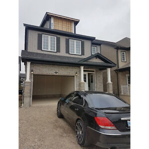 BRAND NEW HOUSE FOR RENT, 4 BEDS, SPACIOUS UPGRADED DETACHED