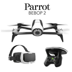 >Excellent! Parrot Bebop 2 FPV w/ 2 Batteries and Wi-Fi Extender