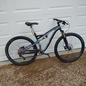 Specialized Camber FSR | Completely Customized