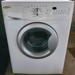 """WHIRLPOOL 24"""" FRONT-LOAD WASHER FOR SALE"""