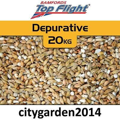 Bamfords Top Flight Depurative Pigeon Food 20kg