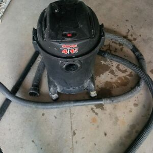 Shop Vac with Attachments