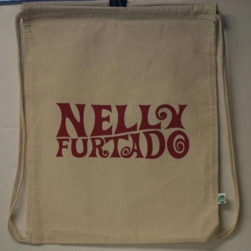 NELLY FURTADO RARE PROMO BACKPACK 14x17.5 ECO ONE NEW
