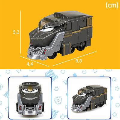 Robot Train Season 2 DUKE Diecast Plastic Mini Car Toy Figure Korean Animation