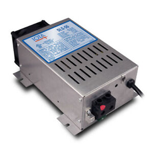 Contrôleur / Chargeur de batterie DLS-55