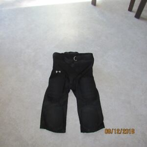 Underarmour Youth XL all in one football pants