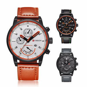 Different style Men's Watches