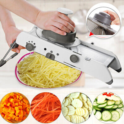 18 IN 1 Multi-function EASY FOOD CHOPPER Mandoline Vegetable Cutter Food -