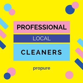 Cleaning in London - Top Cleaning Services - Regular Clean - One Off Clean