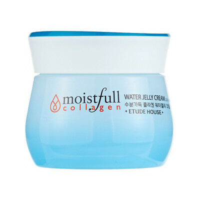 [ETUDE HOUSE] Moistfull Collagen Water Jelly Cream  - (Etude House Moistfull Collagen Water Jelly Cream)