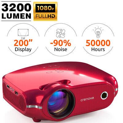 3200 Lux Mini Projector 200
