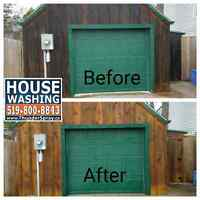House washing and Pressure washing services| Thunder Spray