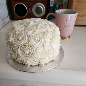 I make cakes!