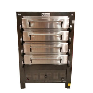 COMMERCIAL AND INDUSTRIAL RESTAURANT Multi Deck Oven