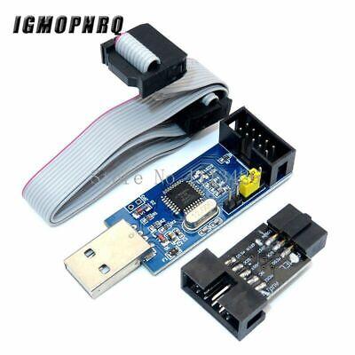 1 Set 10pin To 6 Pin Adapter Board Usbasp Usbisp Avr Programmer Usb Atmega8