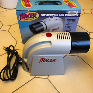Art Tracer Projector - for art projects/painting walls - IN BOX