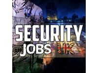 HIRING SIA SECURITY GUARDS (SIA BADGE REQUIRED!)