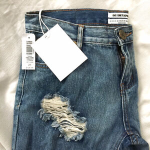 NEW One Teaspoon Jeans Awesome Baggies