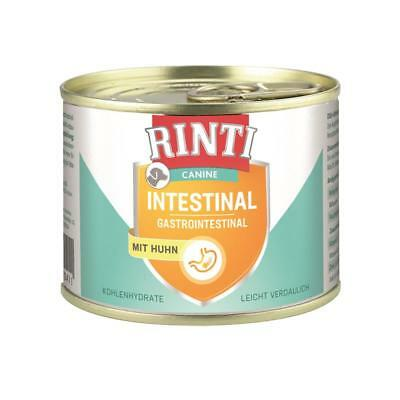 RINTI Canine Intestinal Huhn | 12x 185g Diät-Hundefutter