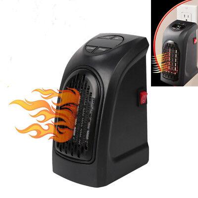 Portable MINI Heater Plug-in 350 Watts Personal Heater- Wall